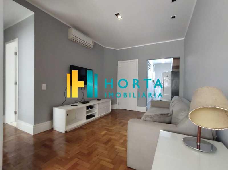 2 sala. - Apartamento 1 quarto à venda Ipanema, Rio de Janeiro - R$ 900.000 - CPAP11184 - 5