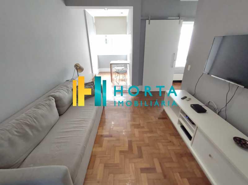 3 sala. - Apartamento 1 quarto à venda Ipanema, Rio de Janeiro - R$ 900.000 - CPAP11184 - 6