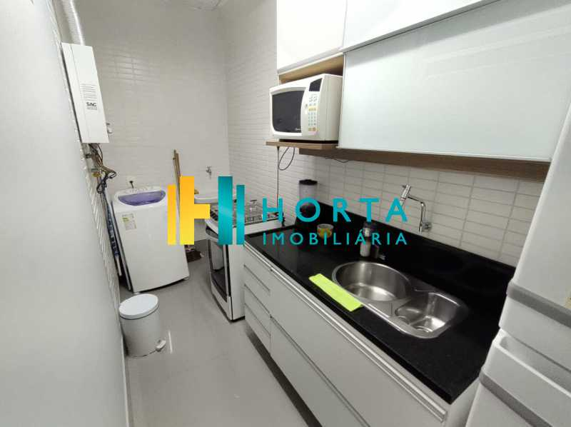 13 cozinha. - Apartamento 1 quarto à venda Ipanema, Rio de Janeiro - R$ 900.000 - CPAP11184 - 18