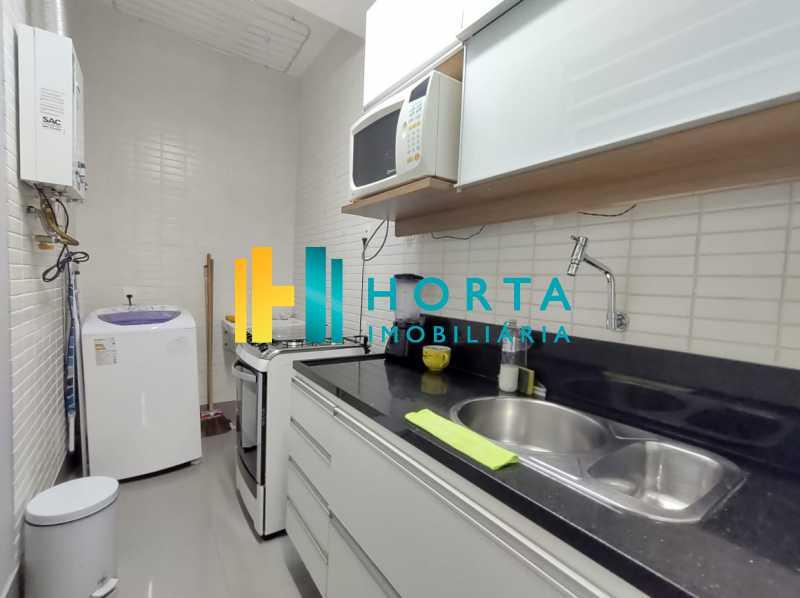 14 cozinha. - Apartamento 1 quarto à venda Ipanema, Rio de Janeiro - R$ 900.000 - CPAP11184 - 19