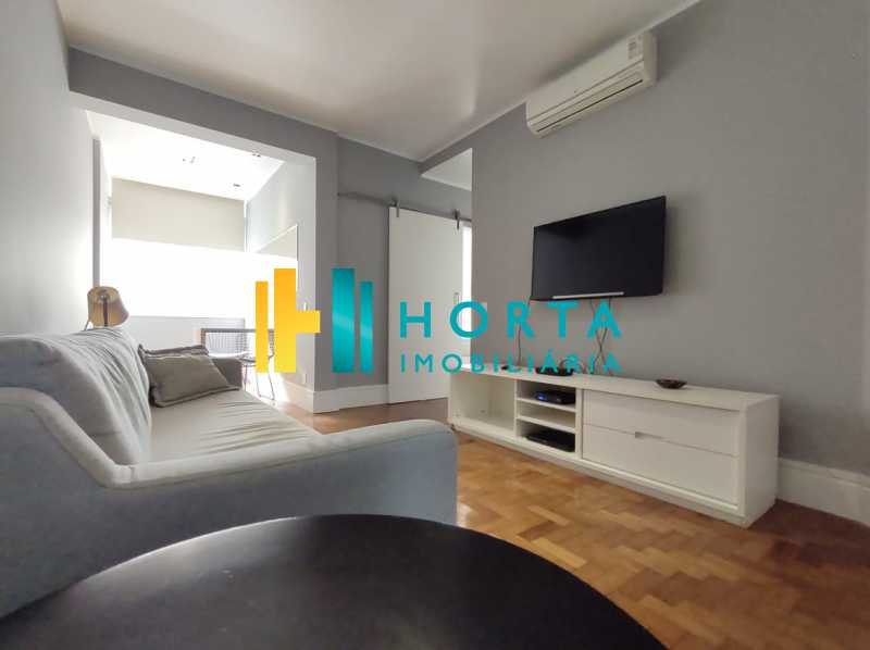 19 sala. - Apartamento 1 quarto à venda Ipanema, Rio de Janeiro - R$ 900.000 - CPAP11184 - 9