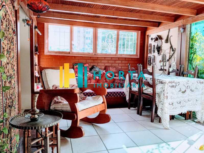 Sala de Jantar - Cobertura Ipanema 2 quartos/ 2 salas - CPCO20039 - 5