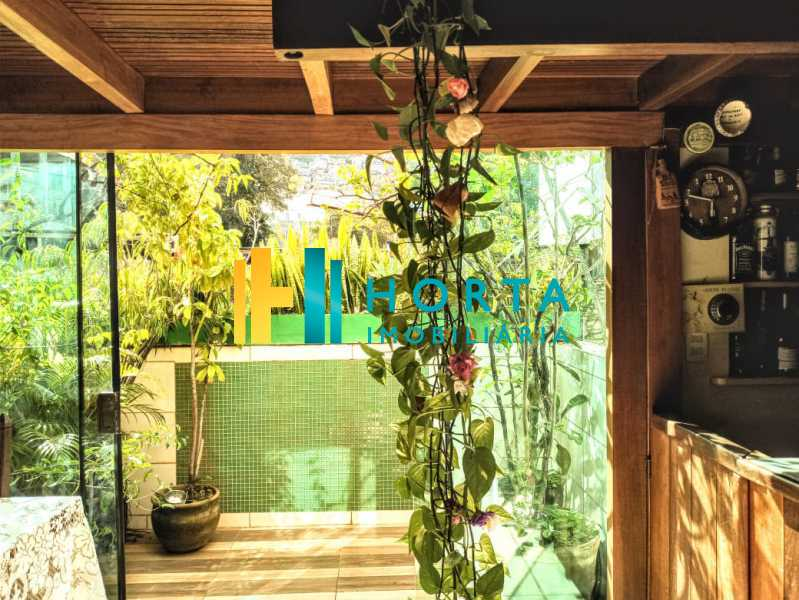 Terraço - Cobertura Ipanema 2 quartos/ 2 salas - CPCO20039 - 17