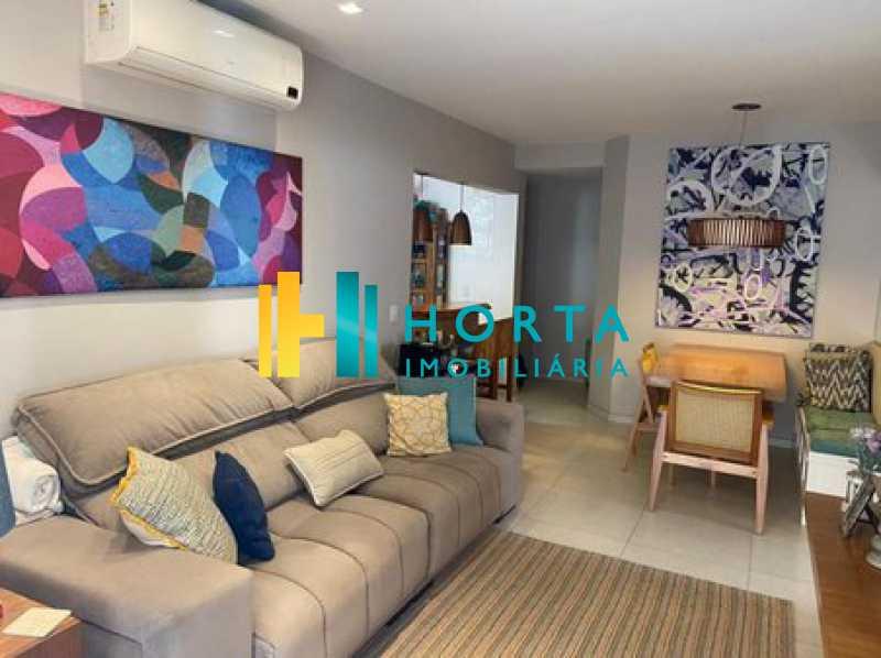 mobile_living18 - Apartamento à venda Rua General Dionísio,Humaitá, Rio de Janeiro - R$ 1.350.000 - CPAP21336 - 1