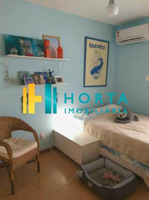 quarto azul2 1 - Apartamento 3 quartos à venda Botafogo, Rio de Janeiro - R$ 1.390.000 - CPAP31871 - 8