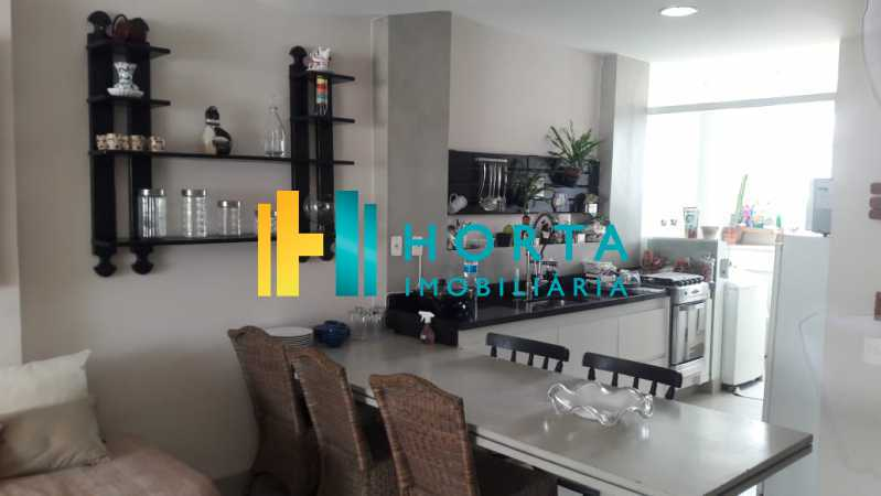 1 22. - Cobertura linear 1 suite - sala 2 ambientes - área externa com pequena piscina - churrasqueira. - CPCO10006 - 1