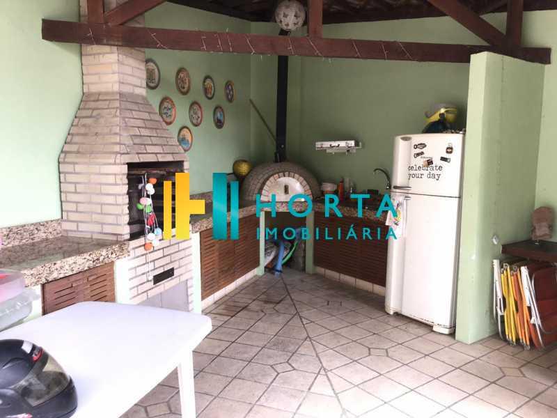 churrasqueira - Lindo chalé duplex de três quartos, com vista da Lagoa! - CPCA30001 - 31