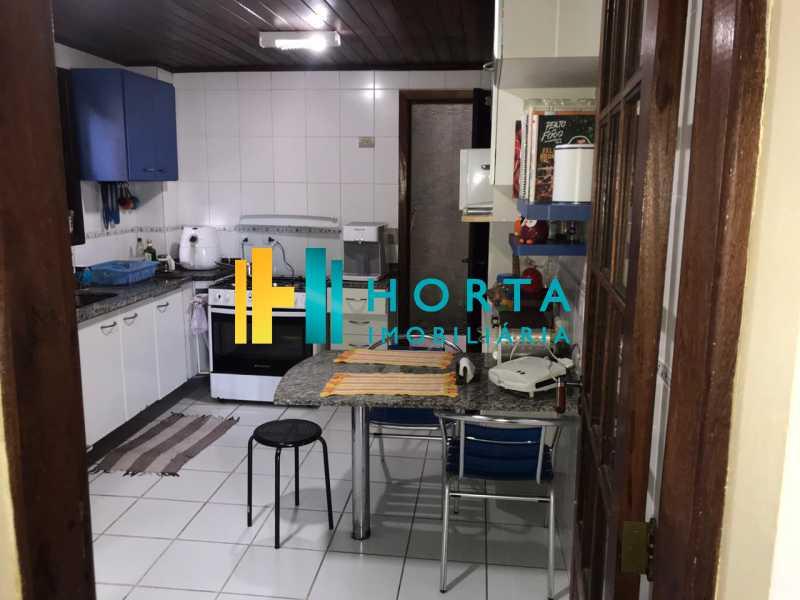 cozinha 2 - Lindo chalé duplex de três quartos, com vista da Lagoa! - CPCA30001 - 22