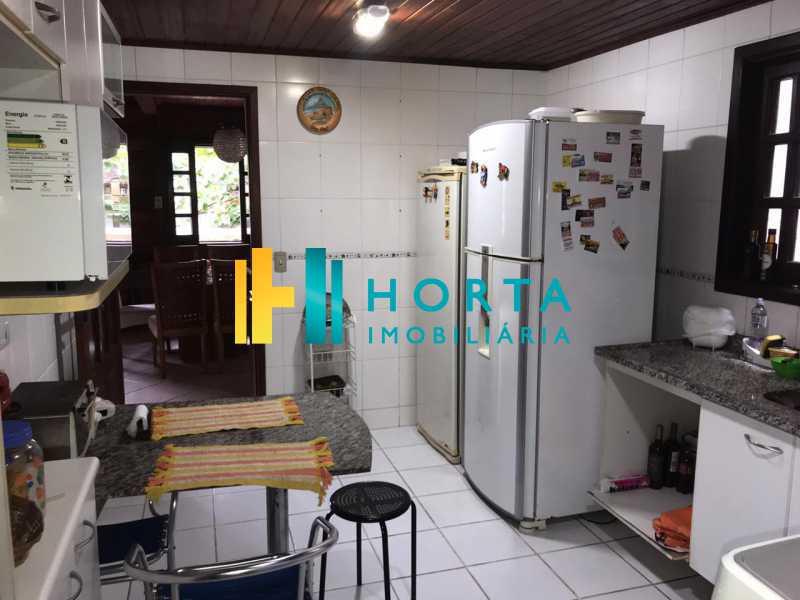 cozinha - Lindo chalé duplex de três quartos, com vista da Lagoa! - CPCA30001 - 23