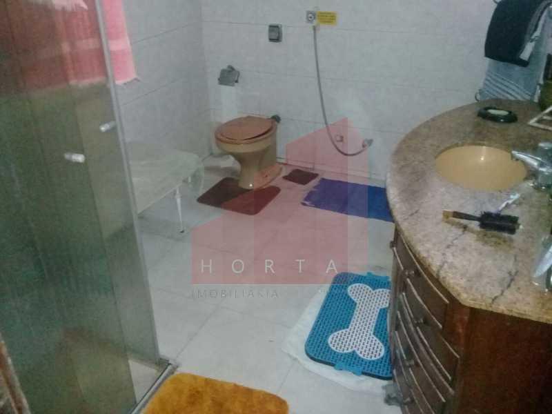 banheiro3 - Apartamento Rua Souza Lima,Copacabana, Rio de Janeiro, RJ À Venda, 4 Quartos, 270m² - CPAP40088 - 8