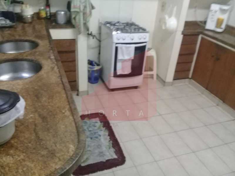 cozinha - Apartamento Rua Souza Lima,Copacabana, Rio de Janeiro, RJ À Venda, 4 Quartos, 270m² - CPAP40088 - 21