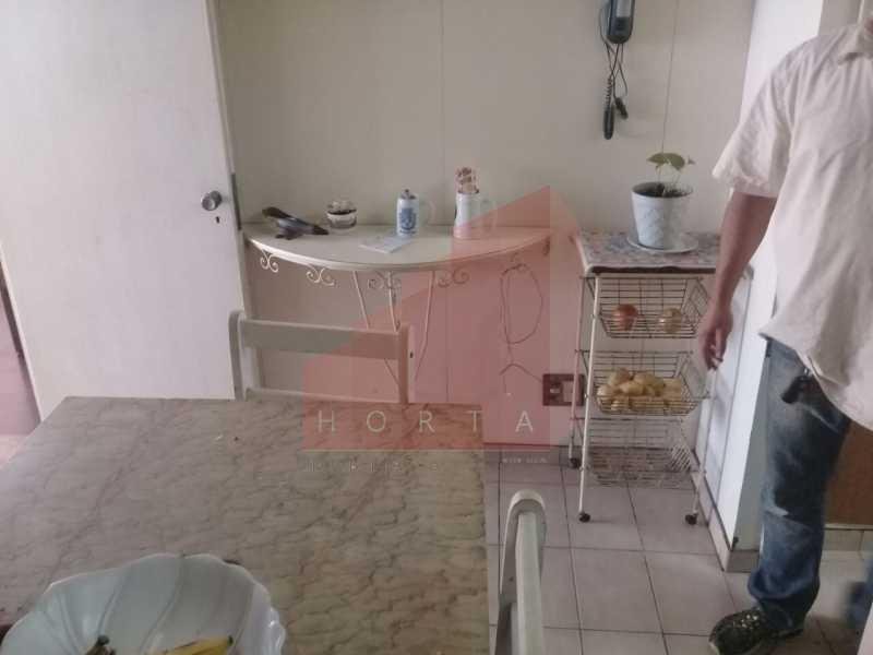 cozinha2 - Apartamento Rua Souza Lima,Copacabana, Rio de Janeiro, RJ À Venda, 4 Quartos, 270m² - CPAP40088 - 22