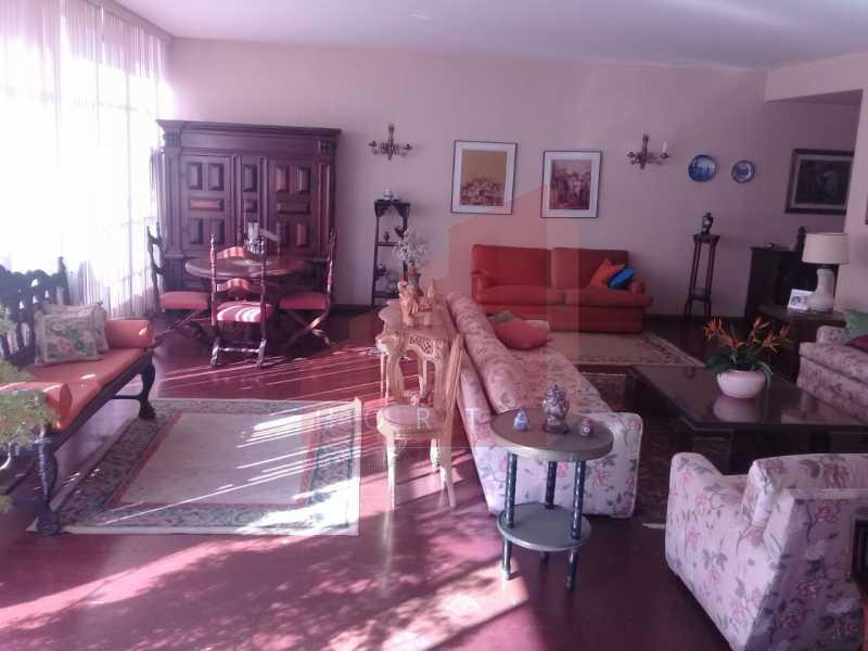 sala - Apartamento Rua Souza Lima,Copacabana, Rio de Janeiro, RJ À Venda, 4 Quartos, 270m² - CPAP40088 - 1
