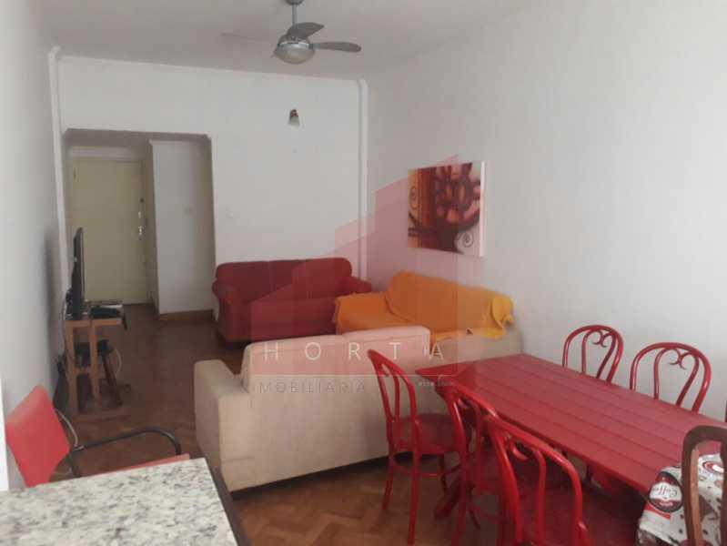 sala 2. - Apartamento à venda Avenida Nossa Senhora de Copacabana,Copacabana, Rio de Janeiro - R$ 1.200.000 - CPAP30406 - 1