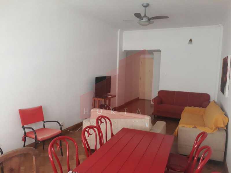 sala 3. - Apartamento à venda Avenida Nossa Senhora de Copacabana,Copacabana, Rio de Janeiro - R$ 1.200.000 - CPAP30406 - 3