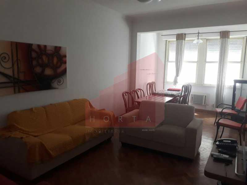 sala 4. - Apartamento à venda Avenida Nossa Senhora de Copacabana,Copacabana, Rio de Janeiro - R$ 1.200.000 - CPAP30406 - 4
