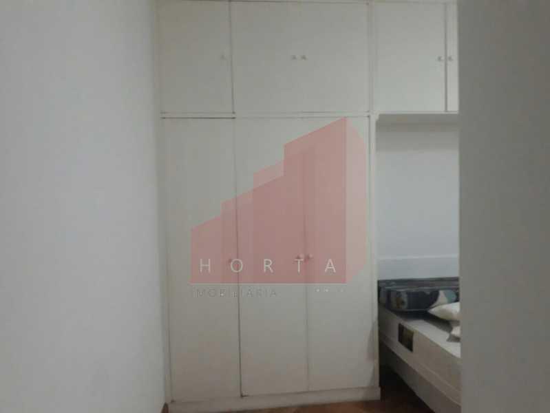 quarto 1. - Apartamento à venda Avenida Nossa Senhora de Copacabana,Copacabana, Rio de Janeiro - R$ 1.200.000 - CPAP30406 - 11