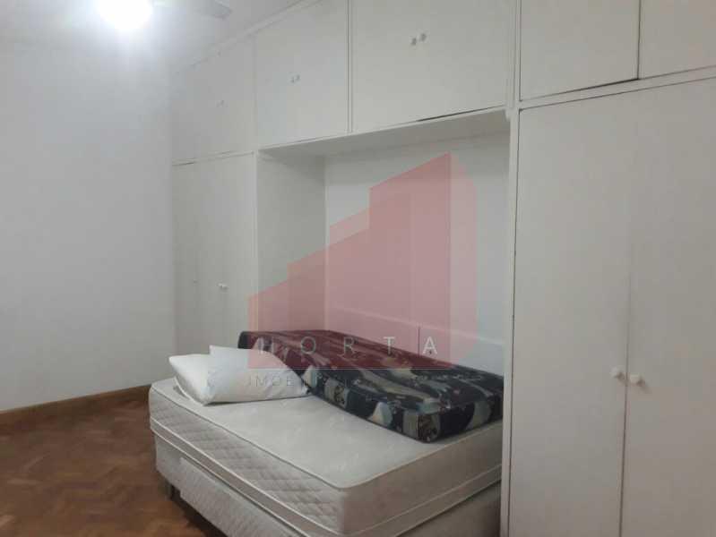 quarto 2. - Apartamento à venda Avenida Nossa Senhora de Copacabana,Copacabana, Rio de Janeiro - R$ 1.200.000 - CPAP30406 - 12