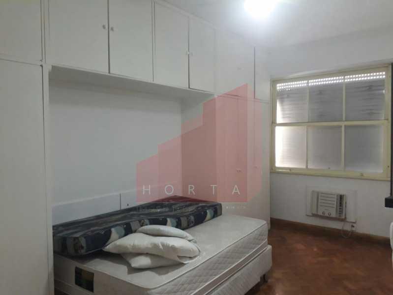 quarto 5. - Apartamento à venda Avenida Nossa Senhora de Copacabana,Copacabana, Rio de Janeiro - R$ 1.200.000 - CPAP30406 - 10