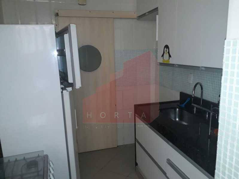 cozinha 1. - Apartamento à venda Avenida Nossa Senhora de Copacabana,Copacabana, Rio de Janeiro - R$ 1.200.000 - CPAP30406 - 20