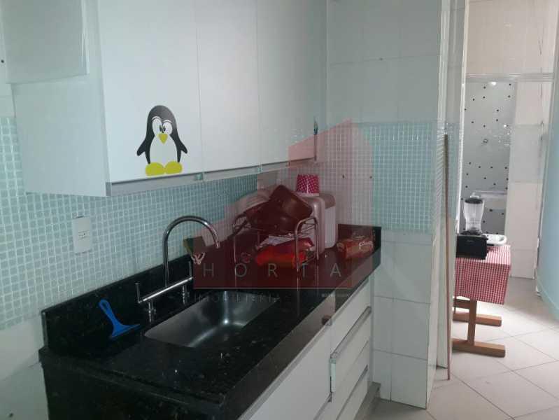 cozinha 2. - Apartamento à venda Avenida Nossa Senhora de Copacabana,Copacabana, Rio de Janeiro - R$ 1.200.000 - CPAP30406 - 21