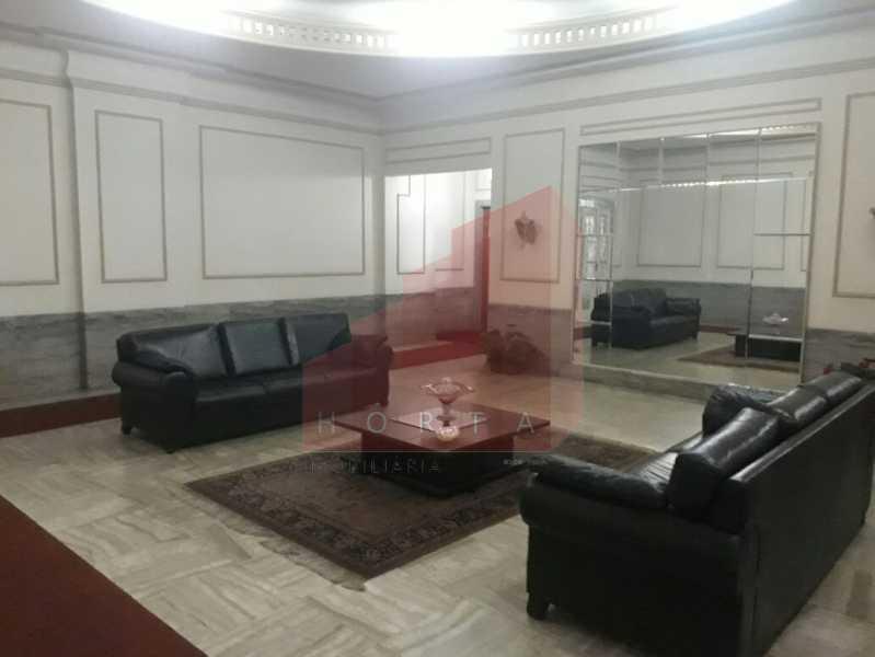 z hall predio. - Apartamento à venda Avenida Nossa Senhora de Copacabana,Copacabana, Rio de Janeiro - R$ 1.200.000 - CPAP30406 - 23