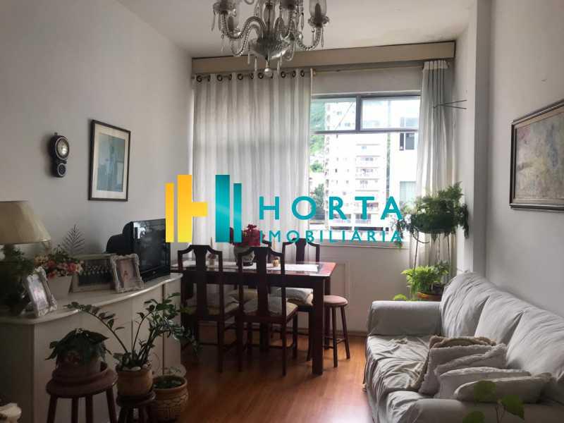 25 - Apartamento à venda Rua Tonelero,Copacabana, Rio de Janeiro - R$ 800.000 - CPAP20271 - 1