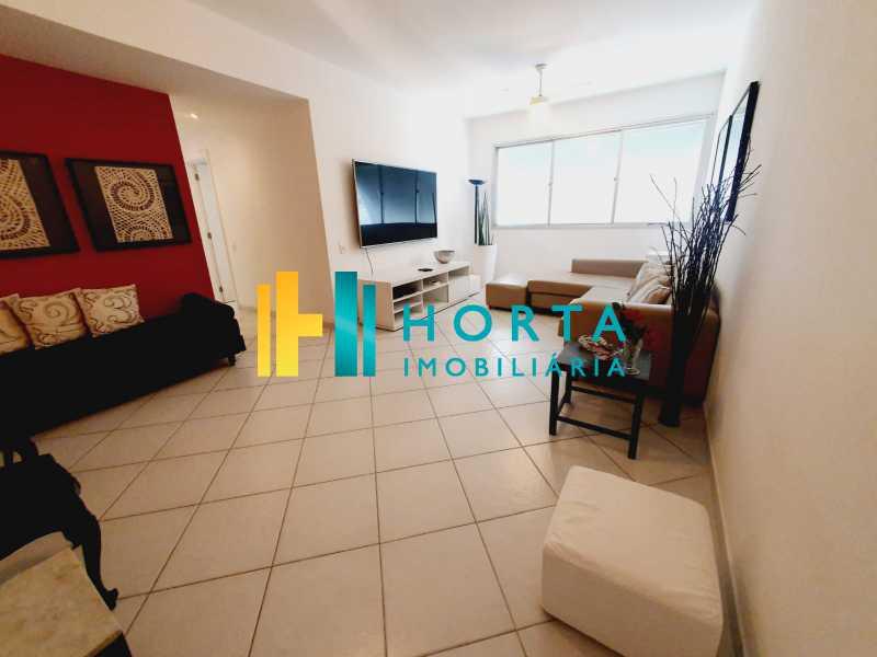 5 - Apartamento 3 quartos à venda Leme, Rio de Janeiro - R$ 1.450.000 - CPAP30427 - 1
