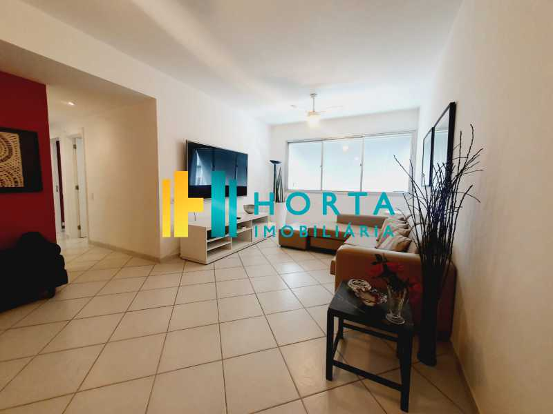 6 - Apartamento 3 quartos à venda Leme, Rio de Janeiro - R$ 1.450.000 - CPAP30427 - 3
