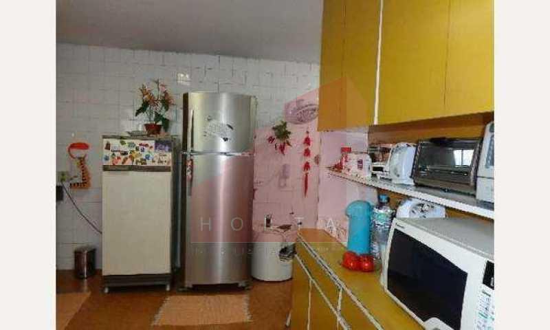 bancada na cozinha - Apartamento À Venda - Copacabana - Rio de Janeiro - RJ - CPAP50004 - 16