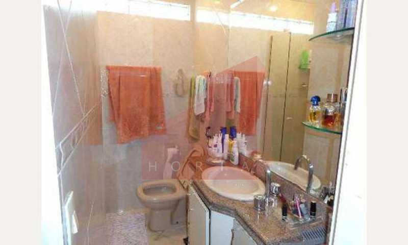 banheiro da suíte com blindex - Apartamento À Venda - Copacabana - Rio de Janeiro - RJ - CPAP50004 - 14