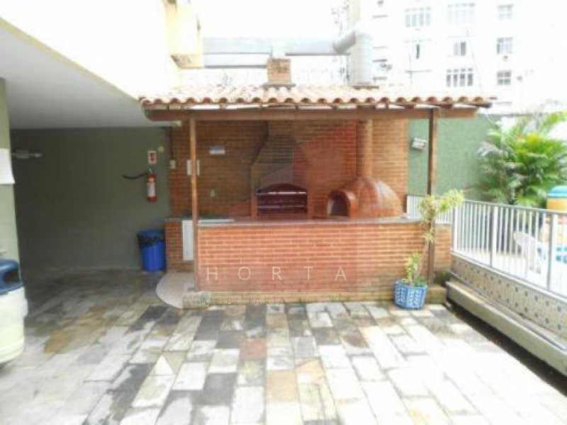 churrasqueira - Apartamento À Venda - Copacabana - Rio de Janeiro - RJ - CPAP50004 - 20