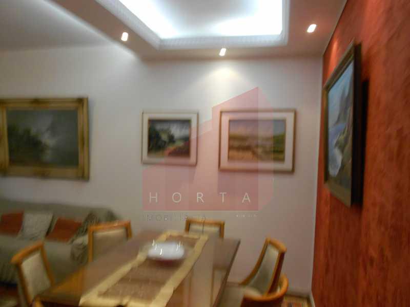 sala jantar-teto rebaixado - Apartamento À Venda - Copacabana - Rio de Janeiro - RJ - CPAP50004 - 4
