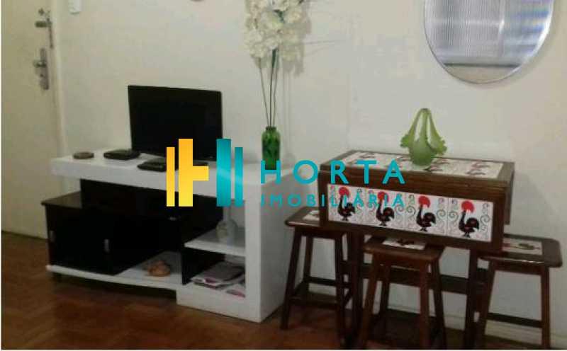 2 - Apartamento 1 quarto a venda Copacabana - CPAP10077 - 1