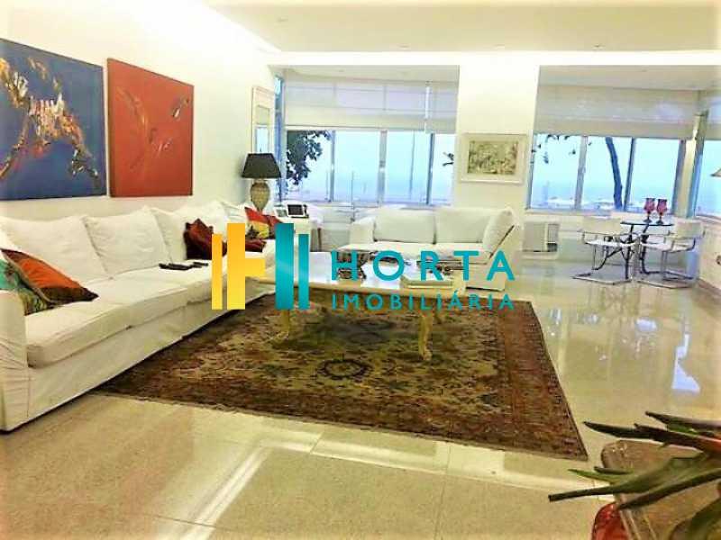 b.1 - Apartamento à venda Avenida Atlântica,Copacabana, Rio de Janeiro - R$ 4.200.000 - CO06624 - 1