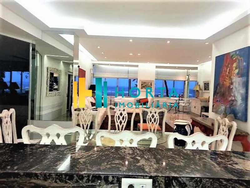 b.2 - Apartamento à venda Avenida Atlântica,Copacabana, Rio de Janeiro - R$ 4.200.000 - CO06624 - 3