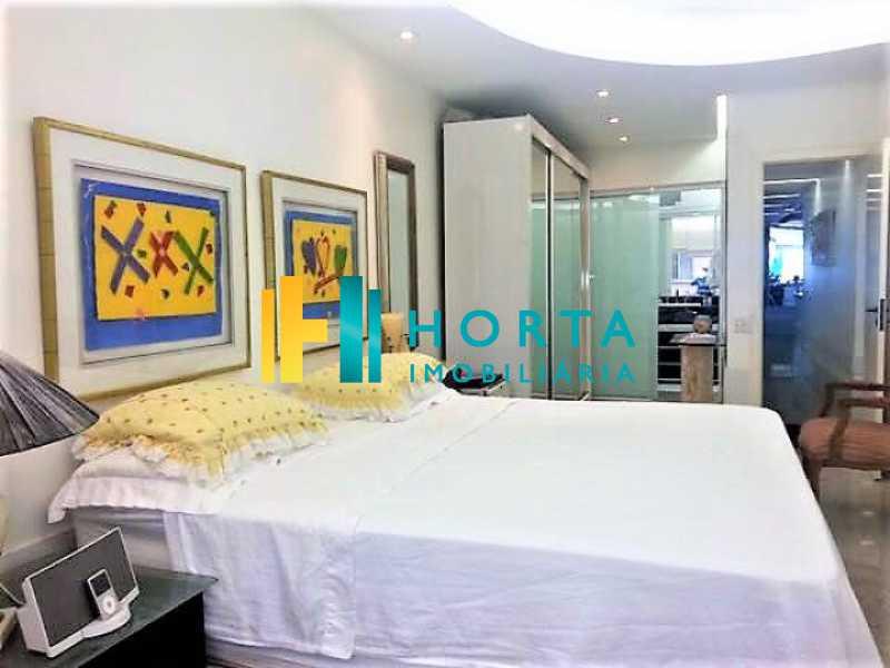 b.13 - Apartamento à venda Avenida Atlântica,Copacabana, Rio de Janeiro - R$ 4.200.000 - CO06624 - 9