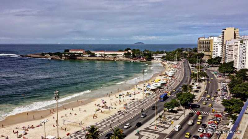 6 - Apartamento À Venda - Copacabana - Rio de Janeiro - RJ - CPAP10084 - 7
