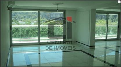 FOTO3 - Apartamento À Venda - Lagoa - Rio de Janeiro - RJ - CO07645 - 4
