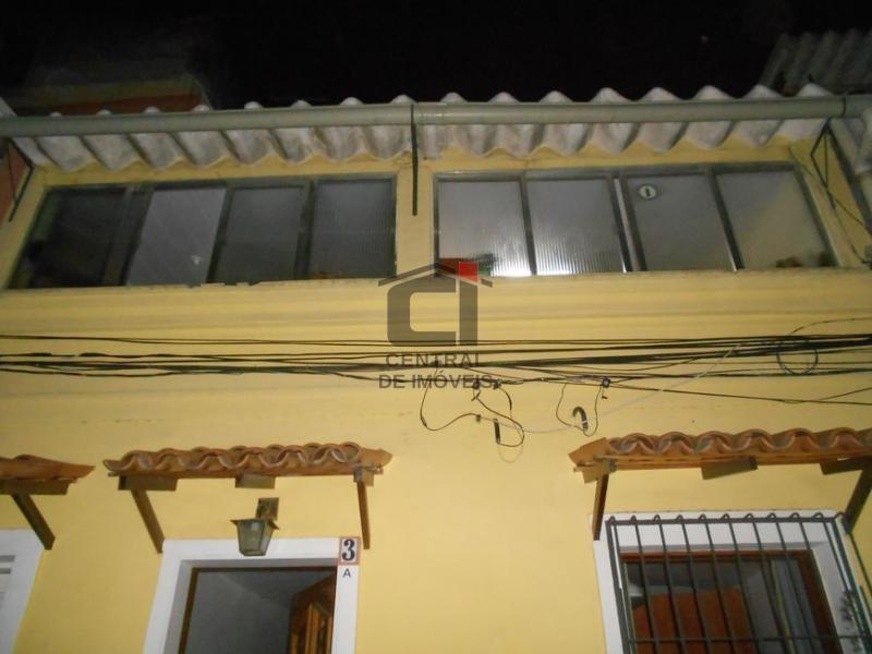 FOTO1 - Casa À Venda - São Cristóvão - Rio de Janeiro - RJ - FL07925 - 1