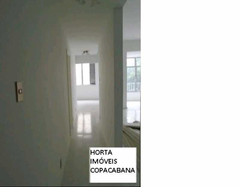 CORREDOR - Apartamento À Venda - Copacabana - Rio de Janeiro - RJ - CPAP20062 - 7