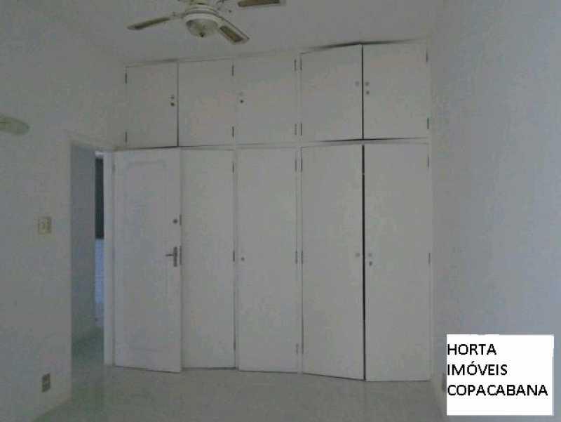 QUARTO - Apartamento À Venda - Copacabana - Rio de Janeiro - RJ - CPAP20062 - 5