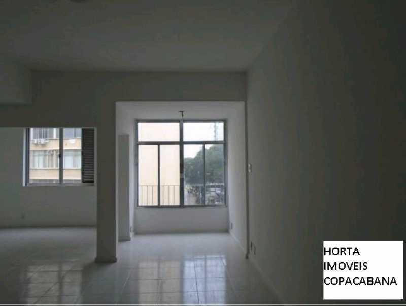 SALA 2 - Apartamento À Venda - Copacabana - Rio de Janeiro - RJ - CPAP20062 - 1