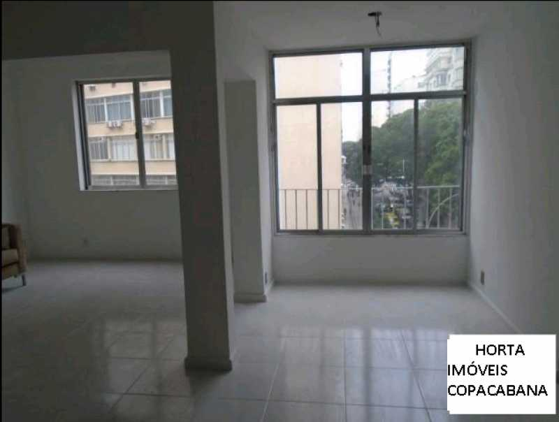 sala - Apartamento À Venda - Copacabana - Rio de Janeiro - RJ - CPAP20062 - 3