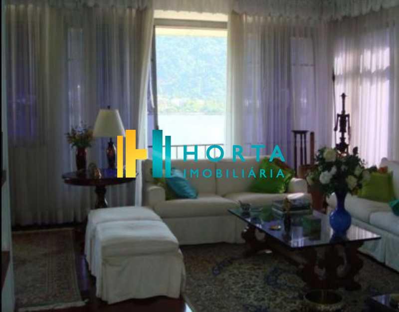 357_G1516025241 - Apartamento à venda Avenida Epitácio Pessoa,Lagoa, Rio de Janeiro - R$ 3.200.000 - CPAP40014 - 1