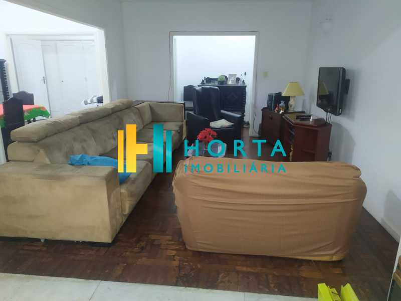 SALA DE ESTAR - Apartamento à venda Rua Djalma Ulrich,Copacabana, Rio de Janeiro - R$ 1.000.000 - CO12135 - 3