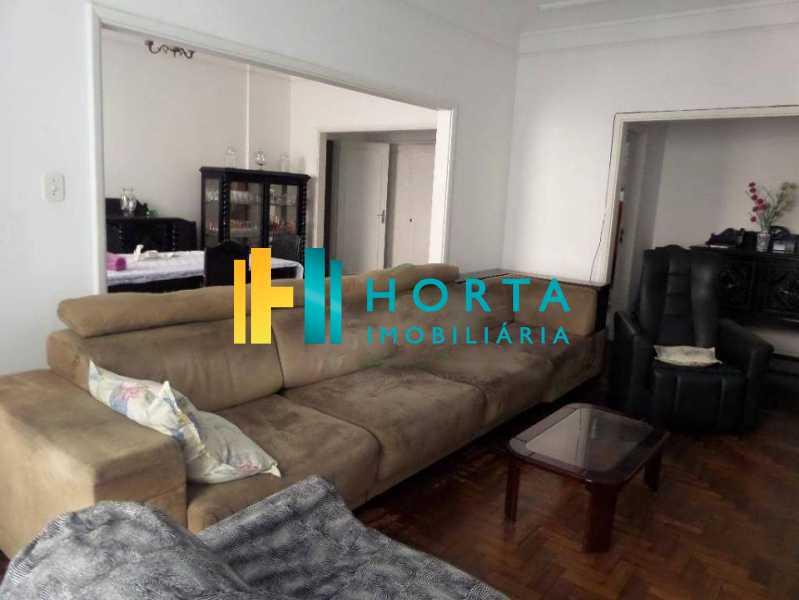 SALA DE ESTAR - Apartamento à venda Rua Djalma Ulrich,Copacabana, Rio de Janeiro - R$ 1.000.000 - CO12135 - 1