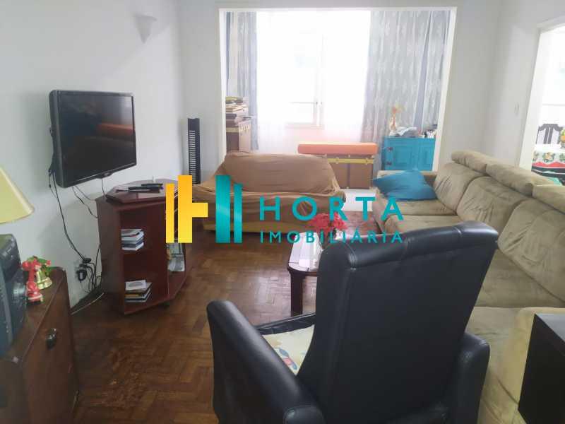 SALA DE ESTAR - Apartamento à venda Rua Djalma Ulrich,Copacabana, Rio de Janeiro - R$ 1.000.000 - CO12135 - 5