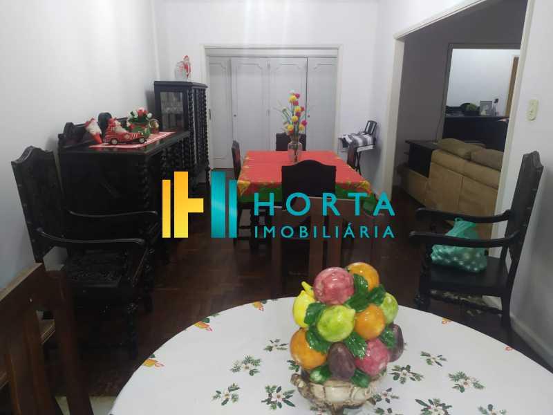SALA DE JANTAR - Apartamento à venda Rua Djalma Ulrich,Copacabana, Rio de Janeiro - R$ 1.000.000 - CO12135 - 7