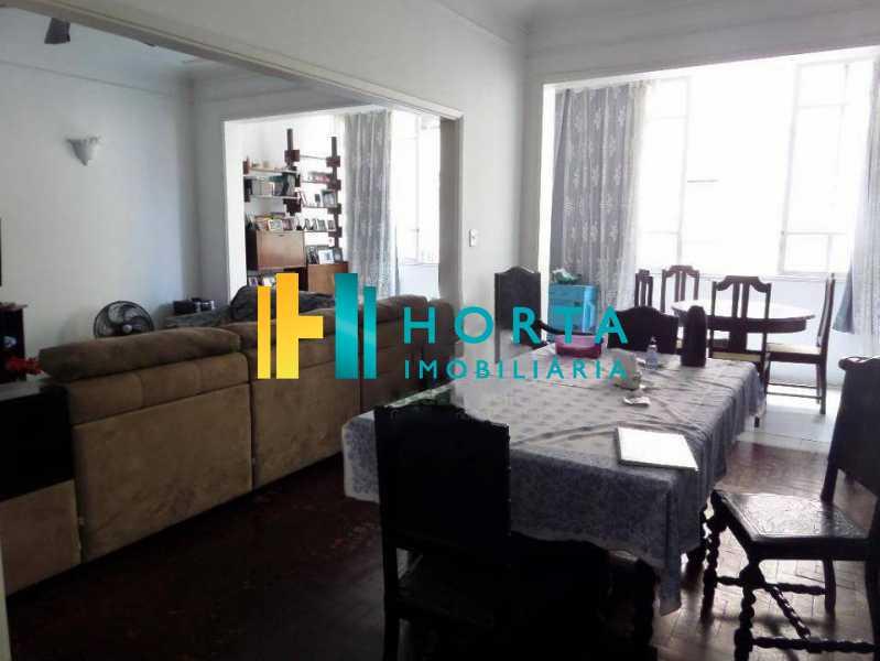 SALA DE JANTAR - Apartamento à venda Rua Djalma Ulrich,Copacabana, Rio de Janeiro - R$ 1.000.000 - CO12135 - 8